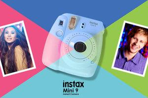 Win a FUJI Instax Mini 9 Camera