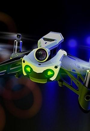 Win A Parrot Mambo FPV Mini Drone