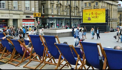 Free Outdoor films in Newcastle @Monument Movies