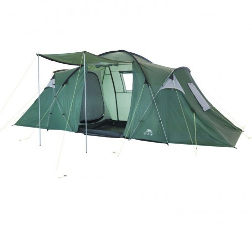 Trespass 6 Man 2 Room Tent £109.99
