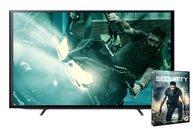Win an LED TV plus action thriller Security on DVD