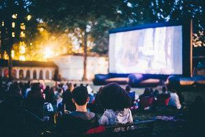 Win tickets to Pop Up Screens outdoor cinema