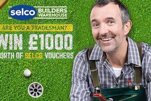 Win a £1,000 Selco voucher