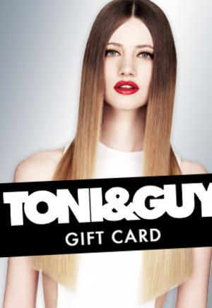 Win a £100 Toni & Guy Gift Card