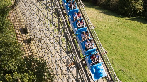 Win 4x Tickets to Lightwater Valley