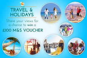 Win a £100 M&S voucher
