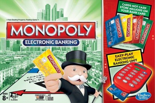 FREE electronic MONOPOLY game board Smyths Toys