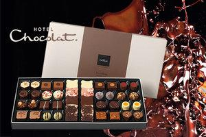 Win a \'The Everything Luxe\' Hamper from Hotel Chocolat