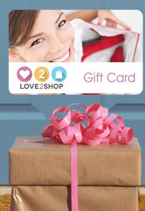 Win £100 worth of Love2Shop vouchers