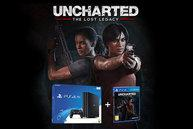 Win a PS4 PRO + Uncharted: The Lost Legacy