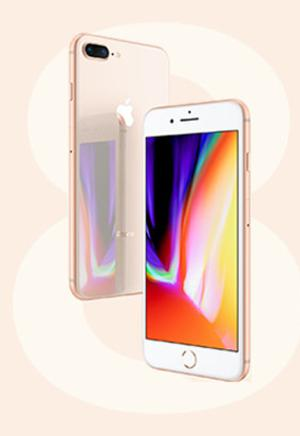 Win the brand new iPhone 8!