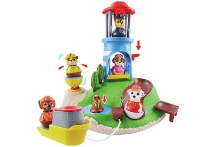 PAW Patrol Weebles Seal Island Value Set