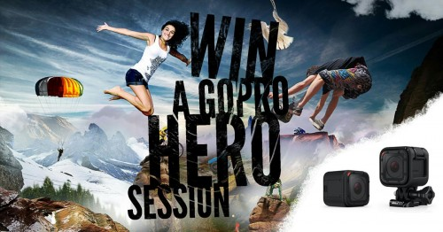 Win a GoPro Hero Session