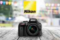 Win a Nikon D3400 Digital SLR Camera