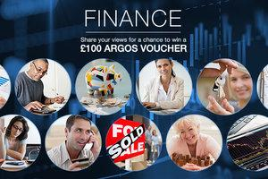 Win a £100 Argos voucher