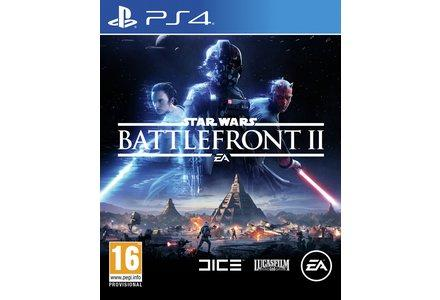 Star Wars Battlefront II PS4 Game.